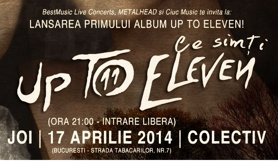 """Untitled Up To Eleven Lanseaza Primul Album """" Ce Simti"""""""
