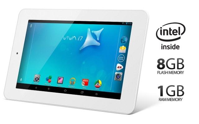 viva-i7Allview Viva i7 Noua Tableta Intel De La Allview