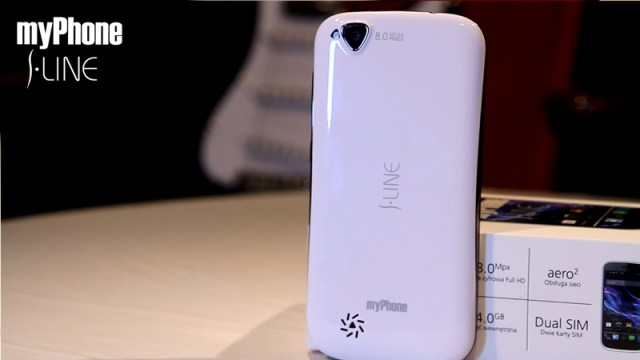 fg MyPhone S-Line Dual SIM In Oferta eMag
