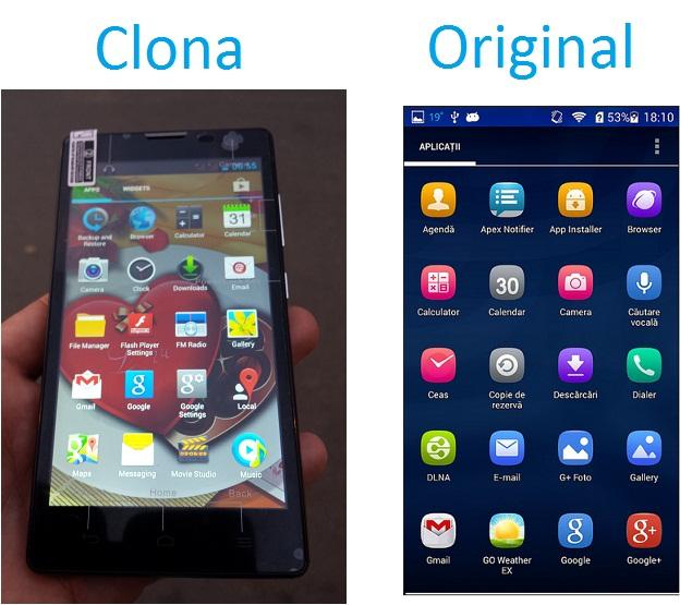 1 Huawei Replica vs Original Iata Diferentele - Foto