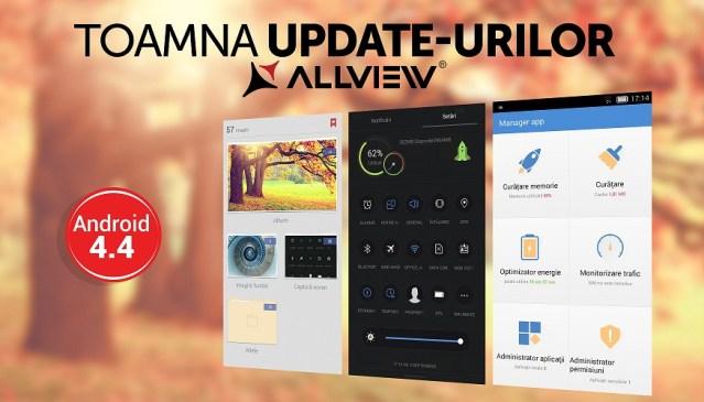u Update Firmware Android Pentru Allview X2 Soul