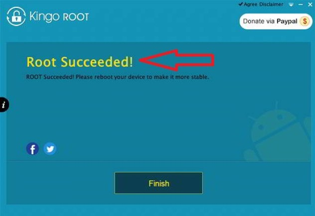 sam4654623fgndsunghjytjg-galaxy-tyjyu5464-rooting-finished Root Pe Allview A5 Smiley Cu KitKat