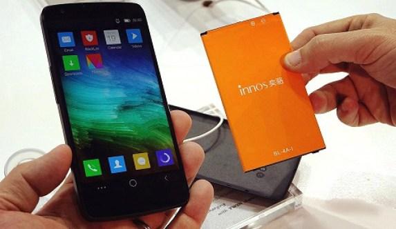 er45 Inoos D6000 Telefonul Cu 2 Baterii