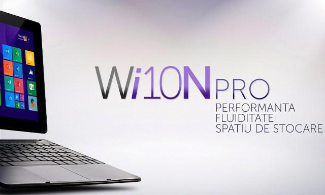 wretgwfdsv Wi10N Pro de la Allview si cateva informatii
