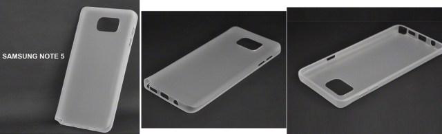 12 Au aparut carcase si huse pentru Galaxy Note 5 si Galaxy S6 Edge Plus