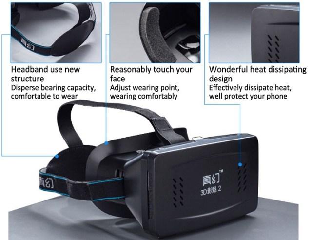 tes DOOGEE Y100X super pret si cadou o pereche de ochelari 3D VR