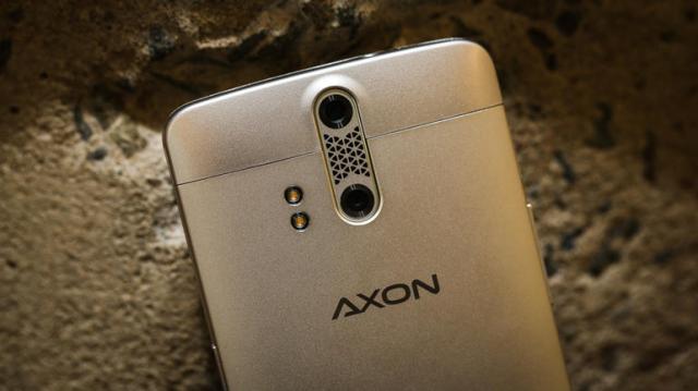 dfg ZTE lanseaza un super telefon, modelul Axon Pro