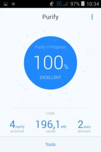 Screenshot_2015-12-21-10-34-59 Purify - o aplicatie ce are grija de telefonul tau.
