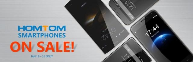 dd Reduceri de preturi in China pentru telefoanele HomTom pe gearbest