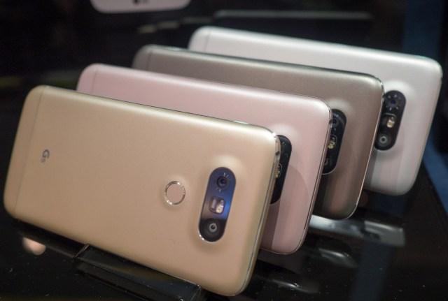 19 LG G5 s-a lansat, telefon revolutionar - poze cu noul LG G5!