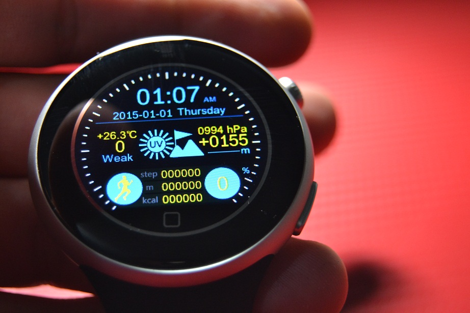 Smartwatch Aiwatch C5 REVIEW (ceas inteligent din China)
