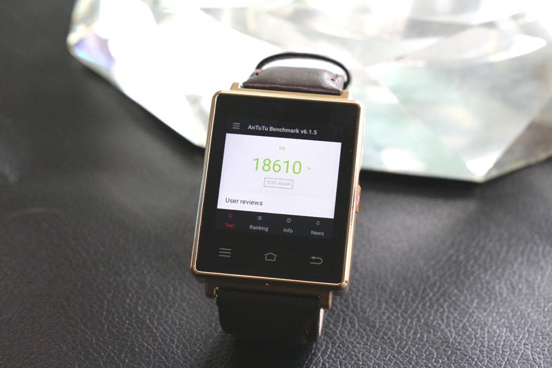 NO.1 D6, specificatii complete, avem si AnTuTu pe acest smartwatch cu Android!
