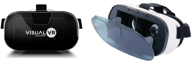 Untitled Ochelarii Allview Visual VR sunt in China si de 5 ori mai ieftini!