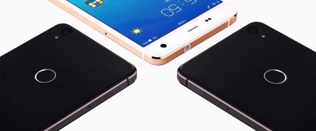 jj Uhans S1, telefon chinezesc cu Android Marshmallow, 4G si 3GBRAM