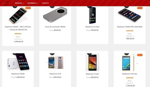 ttt Ulefone, Cubot, Blackview si Elephone au magazine in Romania! Sunt oficiale sau nu?