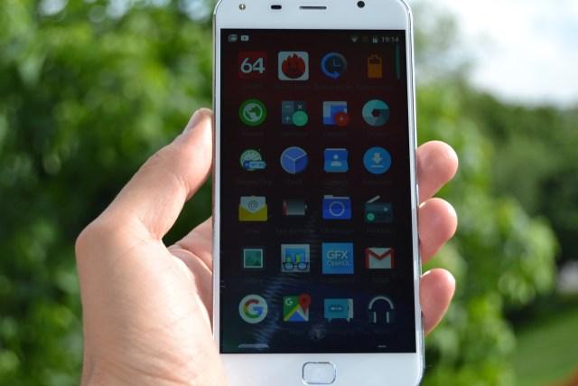 DSC_0426 REVIEW display UMi Touch si comparat cu UMi Super, tot partea de display