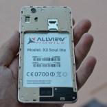 Allview X3 Soul Lite, unboxing, primele pareri si CONCURS