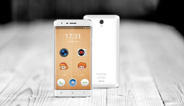 oukitel lite 23 OUKITEL K4000 Lite 4G apare la precomanda cu Dual UI!