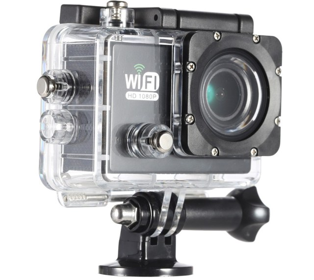 D3586B Camera video sport chiar ieftina cu filmare Full HD la 30 fps