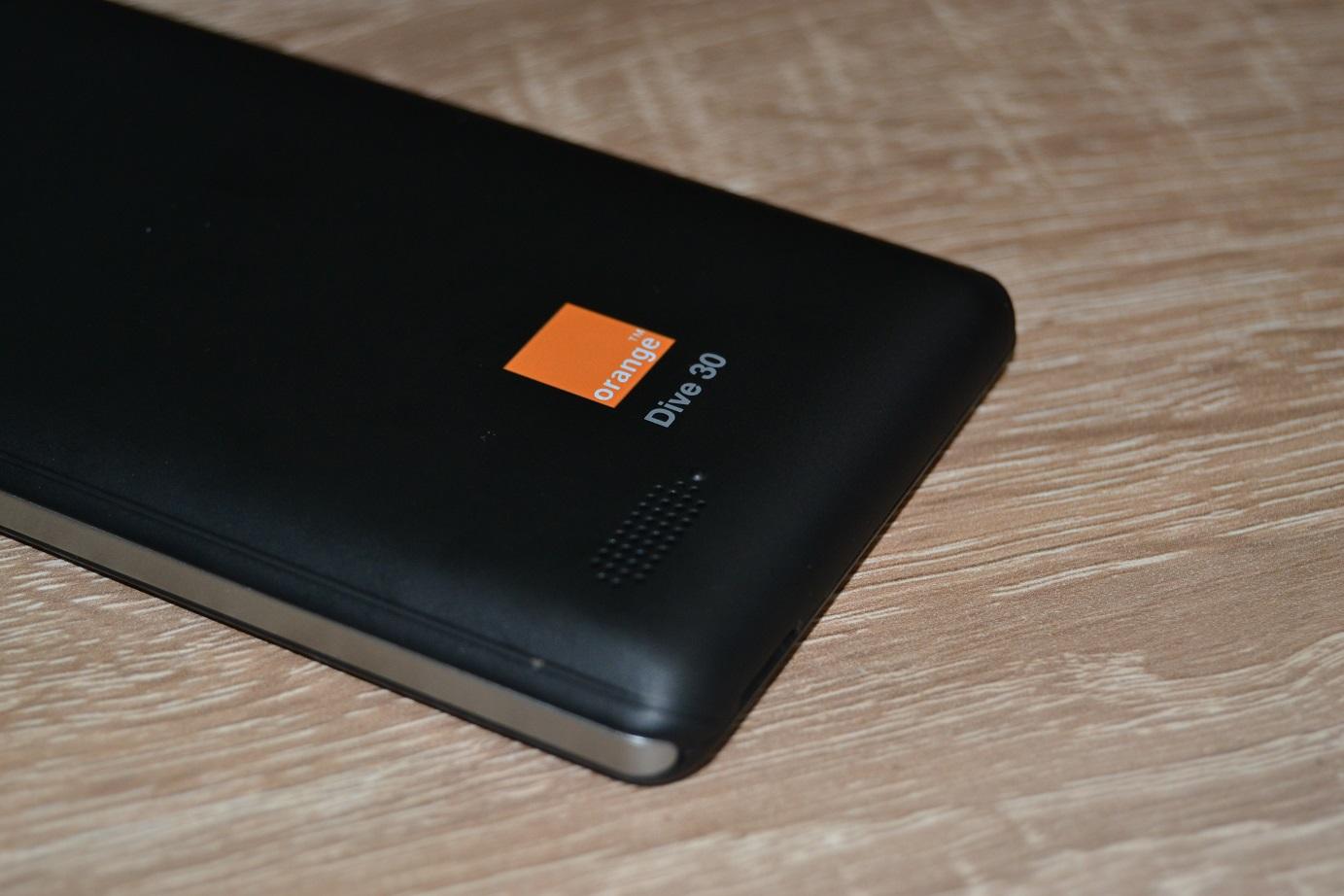Unboxing Orange Dive 30 si primele pareri, telefon destul de slab!