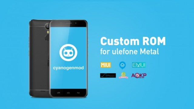 eee ulefone metal va fi primul telefon chinezesc cu cyanogen mod oficial!