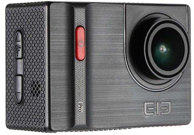 elecam Despre EleCam Explorer Pro, camera sport a celor de la Elephone!
