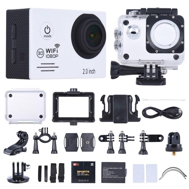 45ytrzx Iata si o camera de actiune foarte ieftina, insa cu filmare FHD si WiFi!