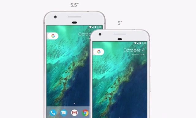 google-pixel-2 google pixel si pixel xl