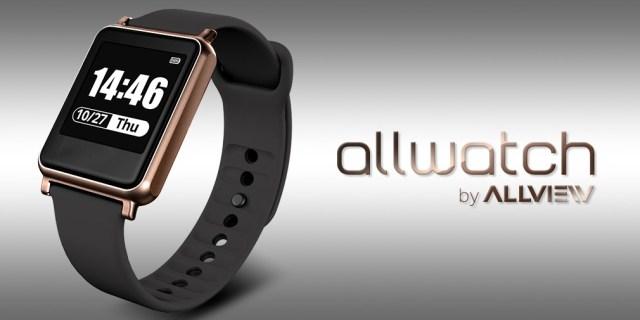 allwatch Allview lanseaza Allwatch, primul lor ceas inteligent! Iata pret si cateva pareri