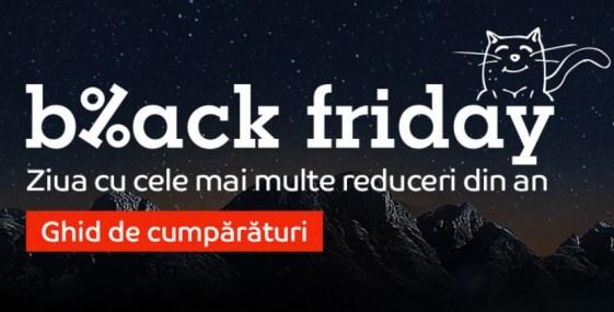 rt LIVE: Black Friday 2016, despre eMag si lista magazinelor participante!