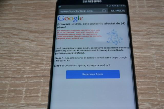 dsc_0286 Virusi pe telefonul Android cand intri pe internet? Iata ce sa faci!