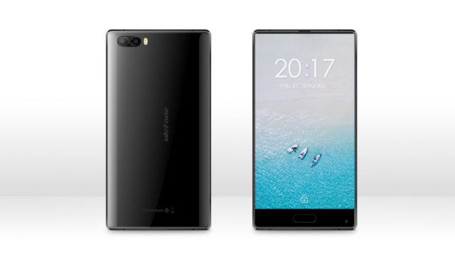 Ulefone F1 Ulefone F1 prezentat oficial la MWC 2017, dual camera si 6 GB RAM