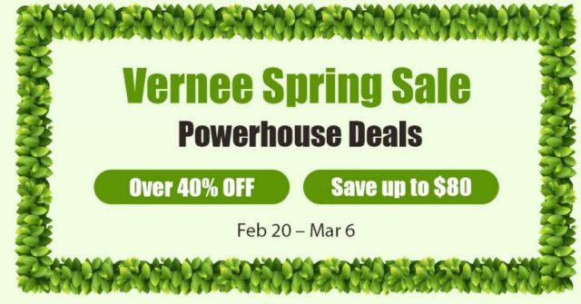 Promotie speciala pentru telefoanele Vernee la gearbest.com