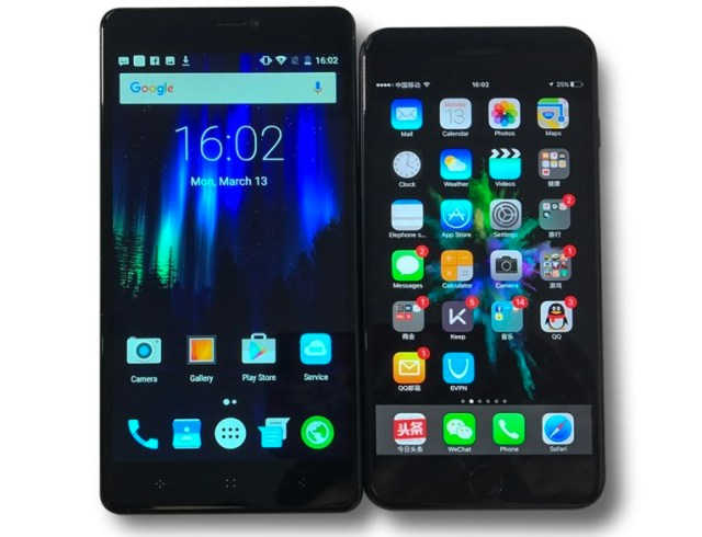 Elephone C1 Max pret si lansare oficiala, dual camera si 6 inch