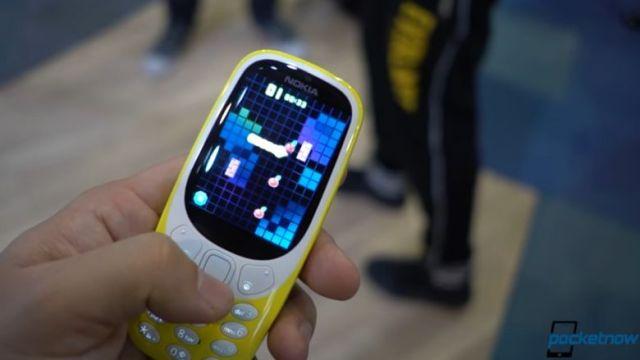 Nokia 3310 2017  Nokia 3310 2017 ajunge in Romania la quickmobile, iata pret