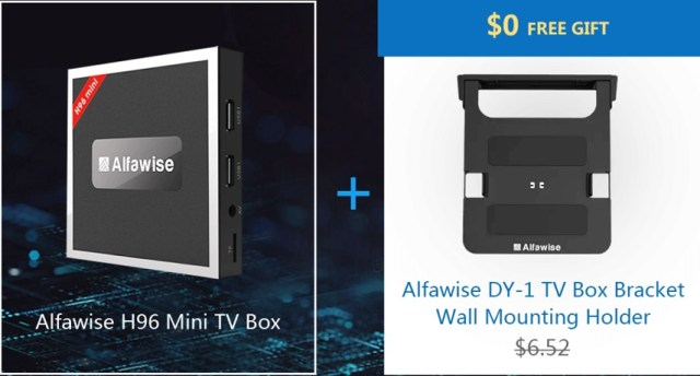 alfawise h96 mini tv box, cateva pareri si o reducere de pret