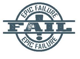 retrospectiva anului 2017 in domeniu, fail & win