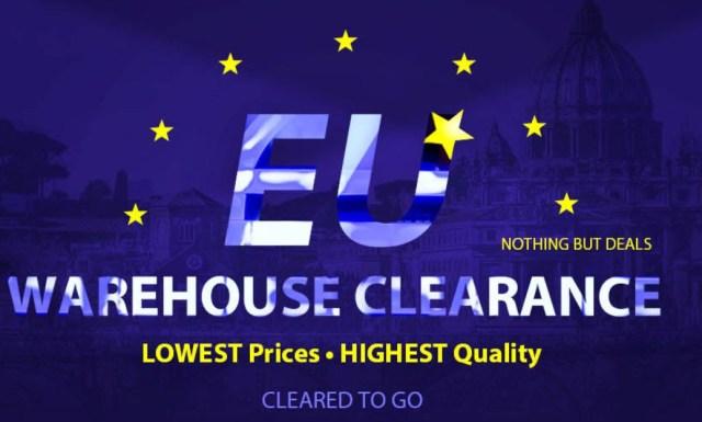 noi oferte din depozitele din europa, gearbest.com