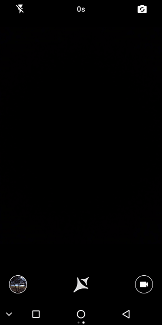 camera foto: allview x4 soul infinity plus
