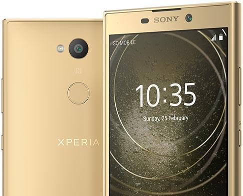 Sony Xperia L2 sony xperia l2
