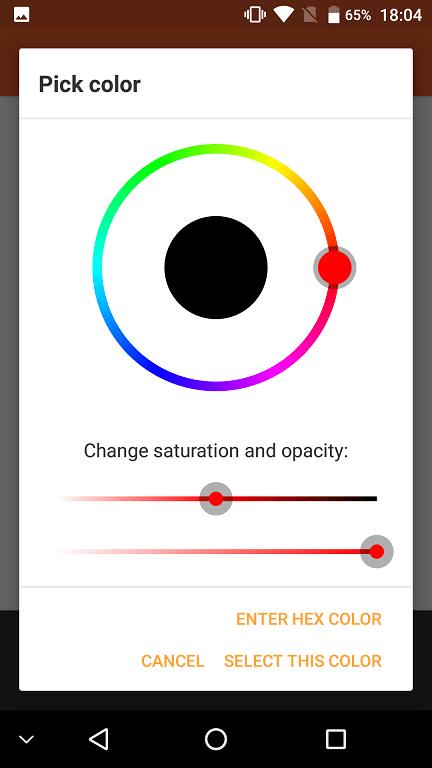 setari si customizari pentru butoanele virtuale ale telefonului