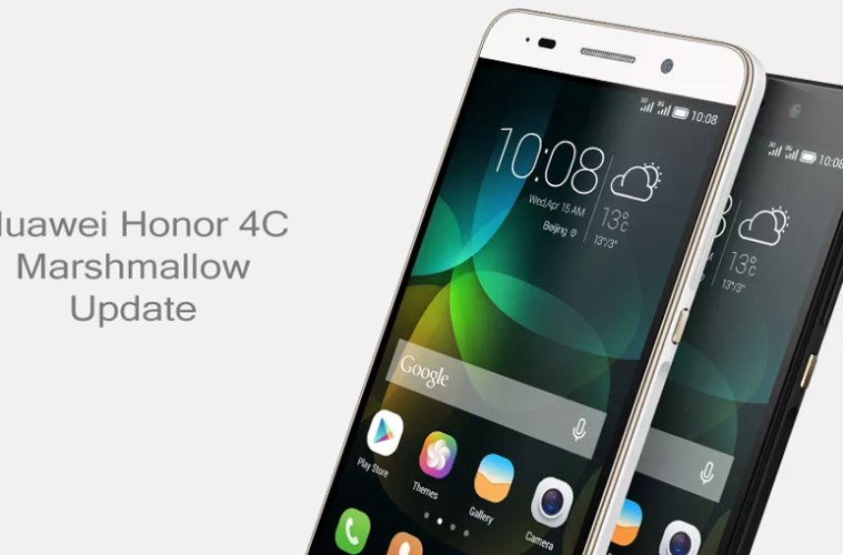 Huawei-Honor-4C-Android-6.0-Marshmallow-Update