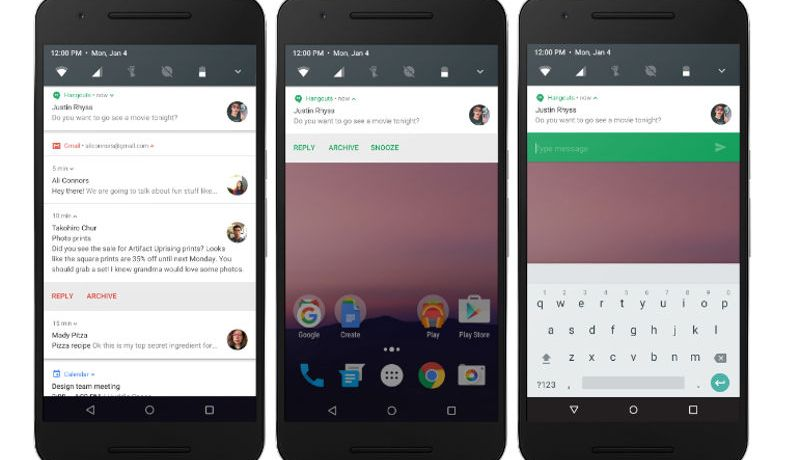 Install Android N Developer Preview 2 NPC91K Update on Android One and Nexus series NPC910