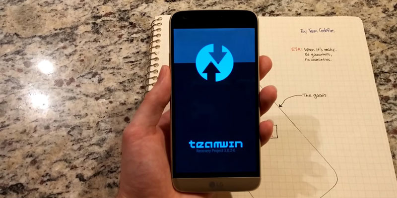 Root and TWRP Recovery For LG G5