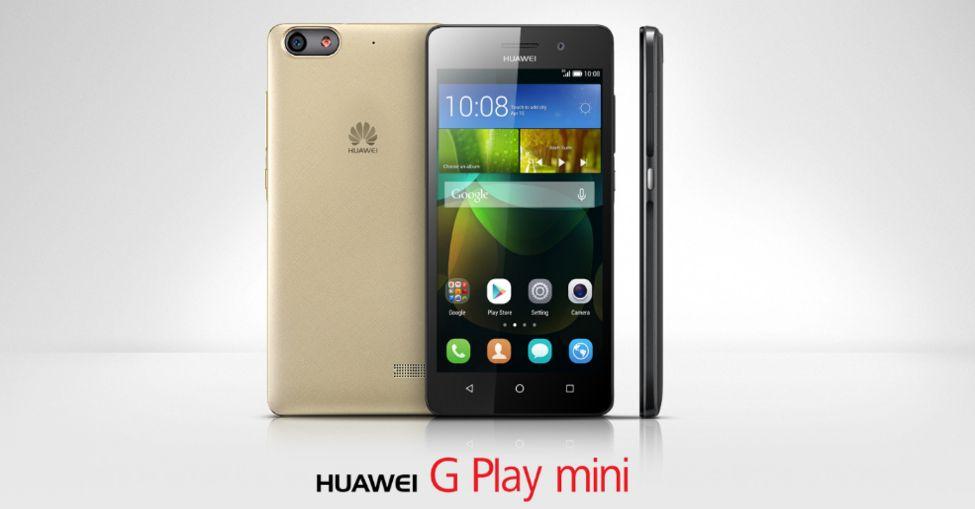 Download Huawei G Play Mini B510 Marshmallow Update EMUI 4.0