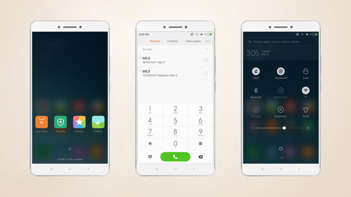 Download and Install MIUI 8 Theme ROM stock firmware