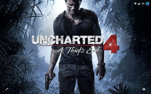 Download Uncharted 4 Xperia Theme
