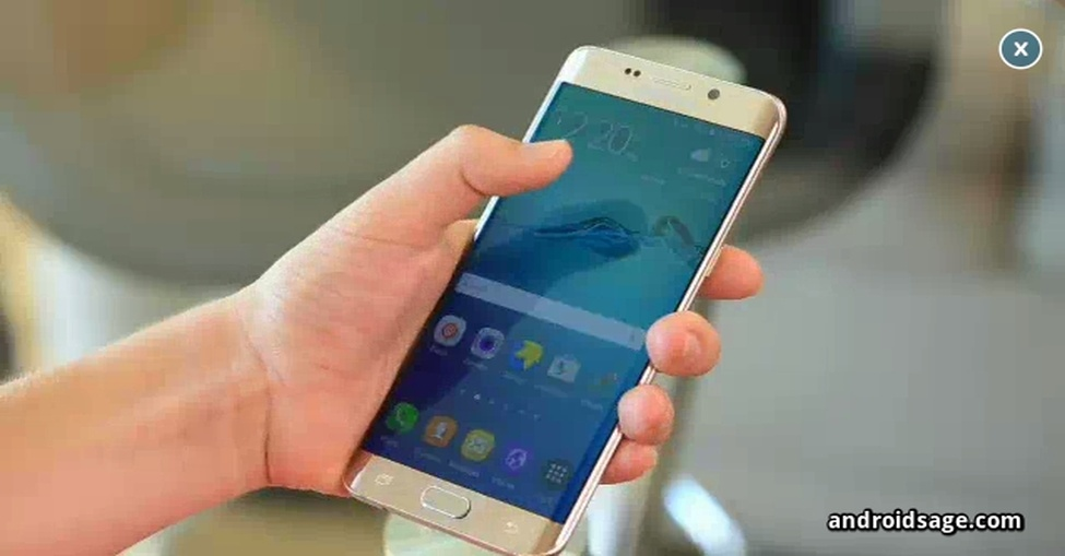 Download and Install AT&T Galaxy S6 Edge Plus G928AUCU2BPE6 Marshmallow update