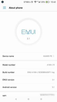 Download Android 7.0 Nougat for Huawei P9 & Mate 8