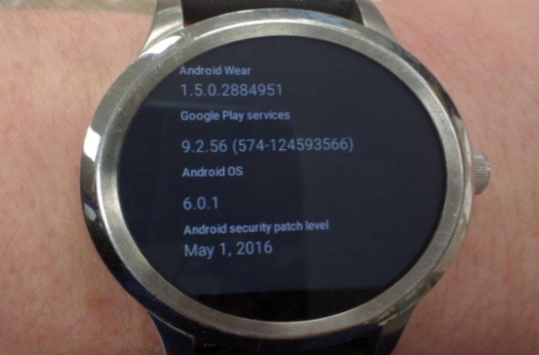 Download & Install Android Wear 1.5 OTA Update Marshmallow On Smart Watches